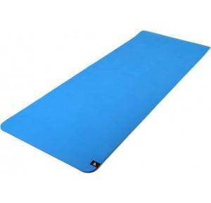 Reebok Double Sided Blue 6 mm Yoga Mat, 173 x 61 cm
