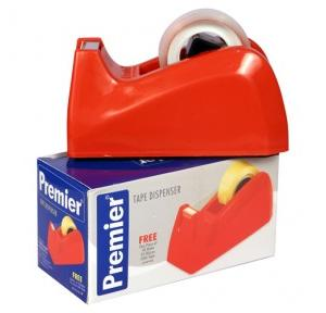 Premier Tape Dispenser Medium, 1 Inch