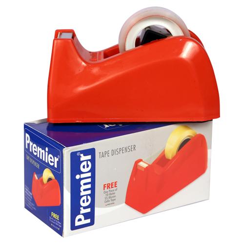 Premier Tape Dispenser Medium, 1 Inch