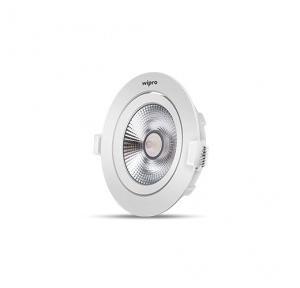 Wipro Garnet COB Downlights 9W, D810965