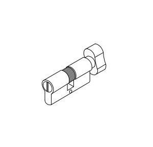 Dorma Euro Profile Cylinder Lock 70mm, XL-C 2072-A