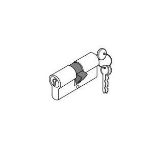 Dorma Euro Profile Cylinder Lock 70mm, XL-C 2070-A