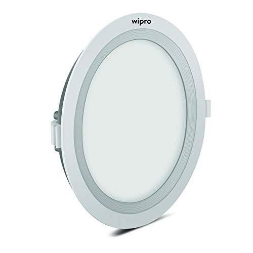 Wipro Garnet Wave Slim Round Panel Light 20W (Cool White), D712060