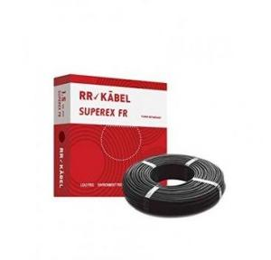 RR Kabel 1.5 Sqmm 3 Core PVC Insulated Flexible Cable, 100 mtr
