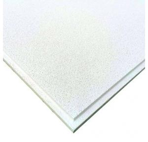 Sand Textured Microlook Ceiling Tile, 600x600x15 mm