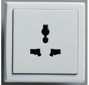ABB 13A Universal Socket, CHSK13U2