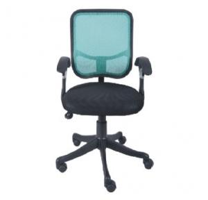 572 Blue And Black Oceano Mb Task Chair