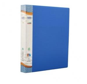 Solo RB403 Ring Binder 3 D Ring, Size: A4