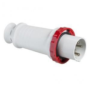 Schneider Pratika 32A 3P+E Wander Plug, PKE32M434