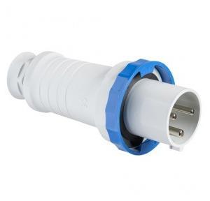 Schneider Pratika 32A 2P+E Wander Plug, PKE32M423