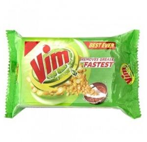 Vim Dishwash Bar, 125 gm