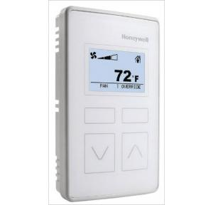 Honeywell Wall Mounted Thermostat Controller, TR42