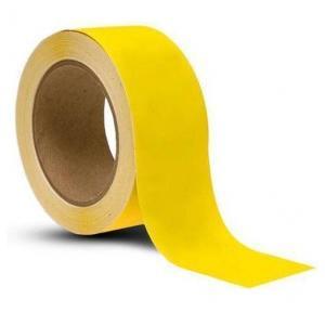 Floor Marking Tape Yellow, 2 Inch x 25 mtr