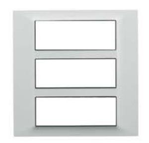 Alemac Axor 18M White Modular Plate, 855