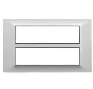 Alemac Axor 16M White Modular Plate, 855