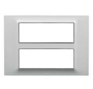 Alemac Axor 12M White Modular Plate, 954