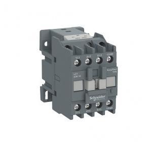 Schneider EasyPact TVS 18A 3 Pole AC Control Power Contactor, LC1E18