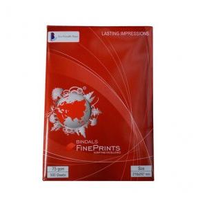 Bindal Fineprints A4 Copier Paper, 75 GSM, 500 Sheets