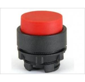 Teknic White Momentary Actuator Projecting Type Push Button, P2AP1