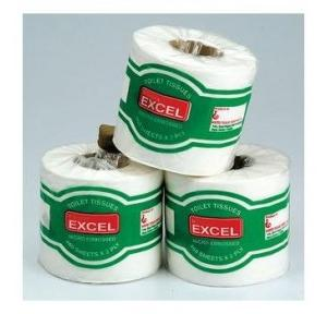 Excel Toliet Paper Roll 4 Inch (350 Pulls)