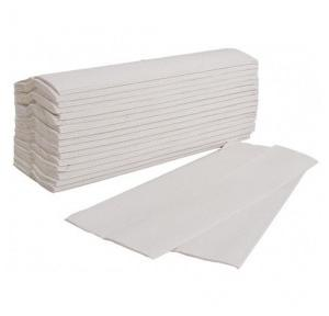 Excel C-Fold Pure White Tissue Paper, 150 Pulls (Pack of 20 Pcs)