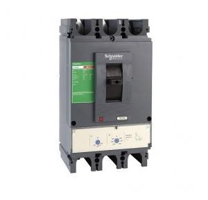 Schneider EasyPact CVS 630A 4P MCCB (36kA), LV563309