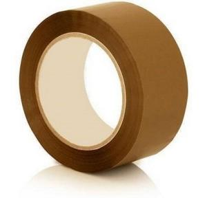 Brown Packaging Tape, 2 Inch x 65 mtr