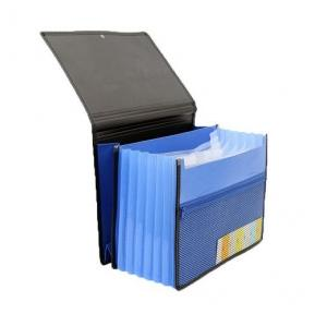 Solo EF301 Document Manager (6 Sections + Partition), Size: A4