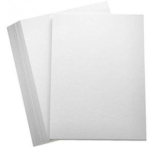 White Envelope A4 Size, 80 GSM (Pack of 100 Pcs)