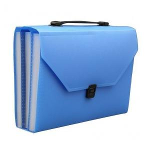 Solo EX904 Expanding Case-31 Pocket (Lock & Handle), Size: F/C