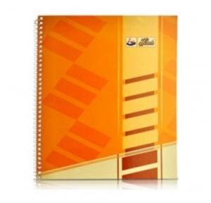 Hans Spiral Notebook, Size: B5 (140 Pages)