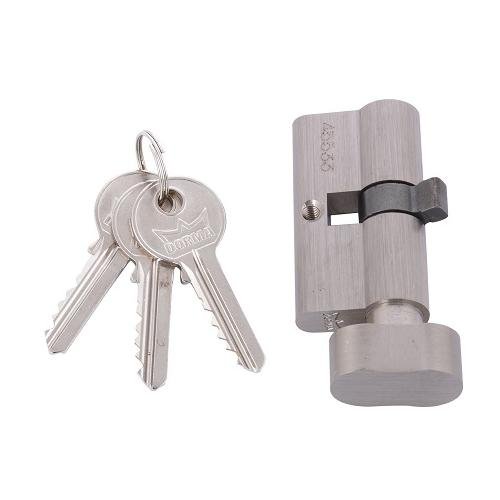 Dorma EPC TTK Key Cylinder Lock, 70mm