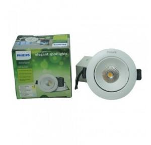 Philips Astra Spot 3W LED Spotlight (Cool White, Round)