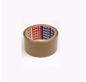 Apex Brown Tape, Size: 24 mm x 50 m