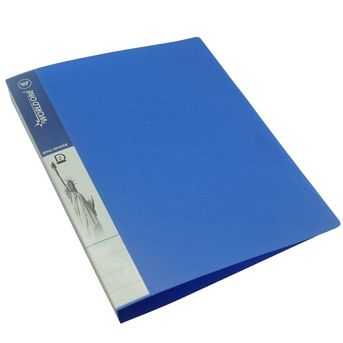 Worldone RB405 Ring Binder File 2D, 17 mm, Size: A4