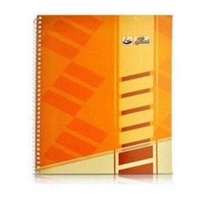 Hans Spiral Notebook, Size: A5, (80 Pages)