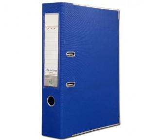 Blue Lever Arch File, Size: F/S