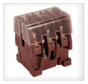 L&T 3 Pole Power Aux Contactor 25A Fr1 Type ML 1.5, SS91851