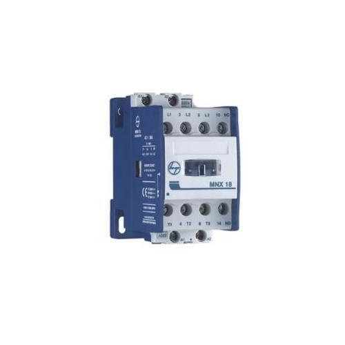 L&T 3P Power Aux Contactor 18A Fr1 Type MNX 18, CS94101