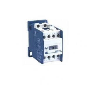L&T 3 Pole Power Aux Contactor 9A Fr1 Type MNX 9, CS94106