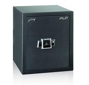 Godrej Electronic Safe Filo Biometric 40 (Black)