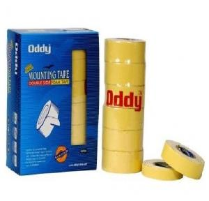 Oddy Mounting Foam Tape FT-1201, Size: 12 mm x 5 m