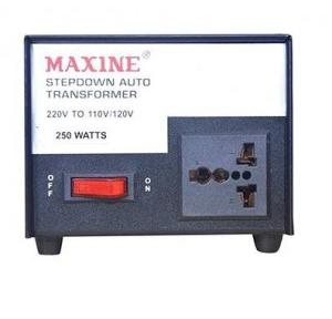 Maxine 250W Auto Wound Step Down Transformer