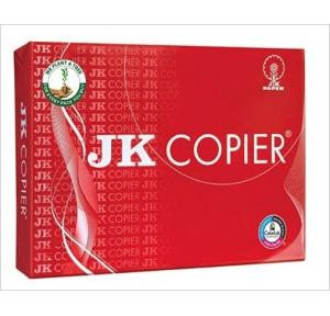 JK A4 Red Copier Paper 75 GSM, 500 Sheets