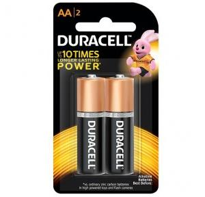 Duracell AA Battery (Pack Of 2)