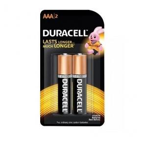 Duracell AAA Battery (Pack Of 2)