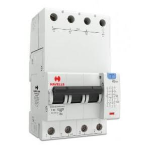 Havells 32A 3P+N 4M 300 mA A Type RCBO, DHCEACTN4300032
