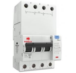 Havells 40 A 3P+N 4M 100 mA A Type RCBO, DHCEACTN4100040
