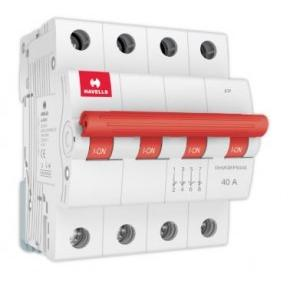 Havells 40 A 4P Isolator, DHMGIFPX040