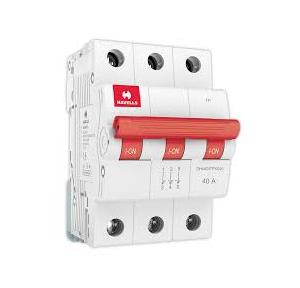 Havells 125A 3P Isolator, DHMGITPX125